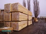 Продаем пиломатериалы ( балка,  брус,  доска,  рейка и.т.д. ) Днепропетро