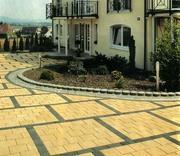 Облицовка зданий натуральным камнем песчаником