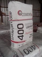 Цемент м400,  с доставкой по Киеву и Области
