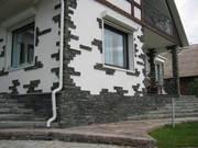 Укладка тротуарной плитки брусчатки Днепропетровск и область