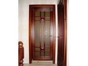 Двери межкомнатные из натурального дерева под заказ.