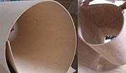 Гибкая фанера Сейба 2440х1220х5 мм.