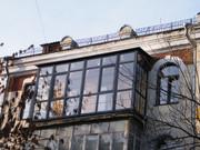 Пластиковые балконы и лоджии Рехау Rehau под ключ от Дизайн Пласт®