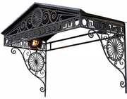 Металлоизделия,  кровати,  столы,  ворота. Мебель.