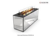 Напольный биокамин RENDER-m4 ТМ Gloss Fire